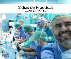 2 días de Prácticas en Clínicas Dr. Pelo